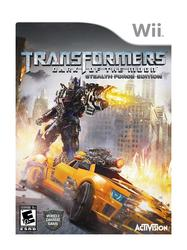 Transformers Dark of the Moon WII