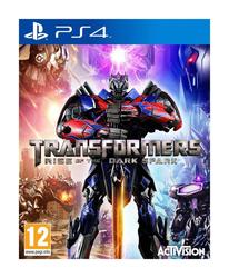 Transformers Rise of the Dark Spark PS4