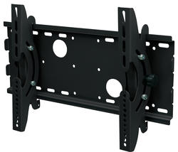 Flat Screen TV (58-94 cm) Wall Bracket, Black
