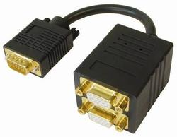 High Quality VGA Y-Splitter