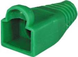 Strain Relief for Western 8 8-plug, green