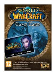 World of Wacraft 60 Day Gamecard PC