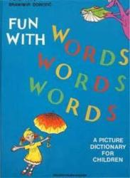 Fun with words- A picture dictionary for children, Anić Višnja