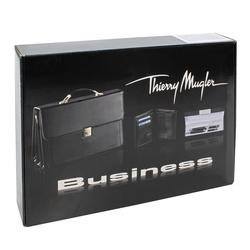 Thierry Mugler Business set 3/1  - crna